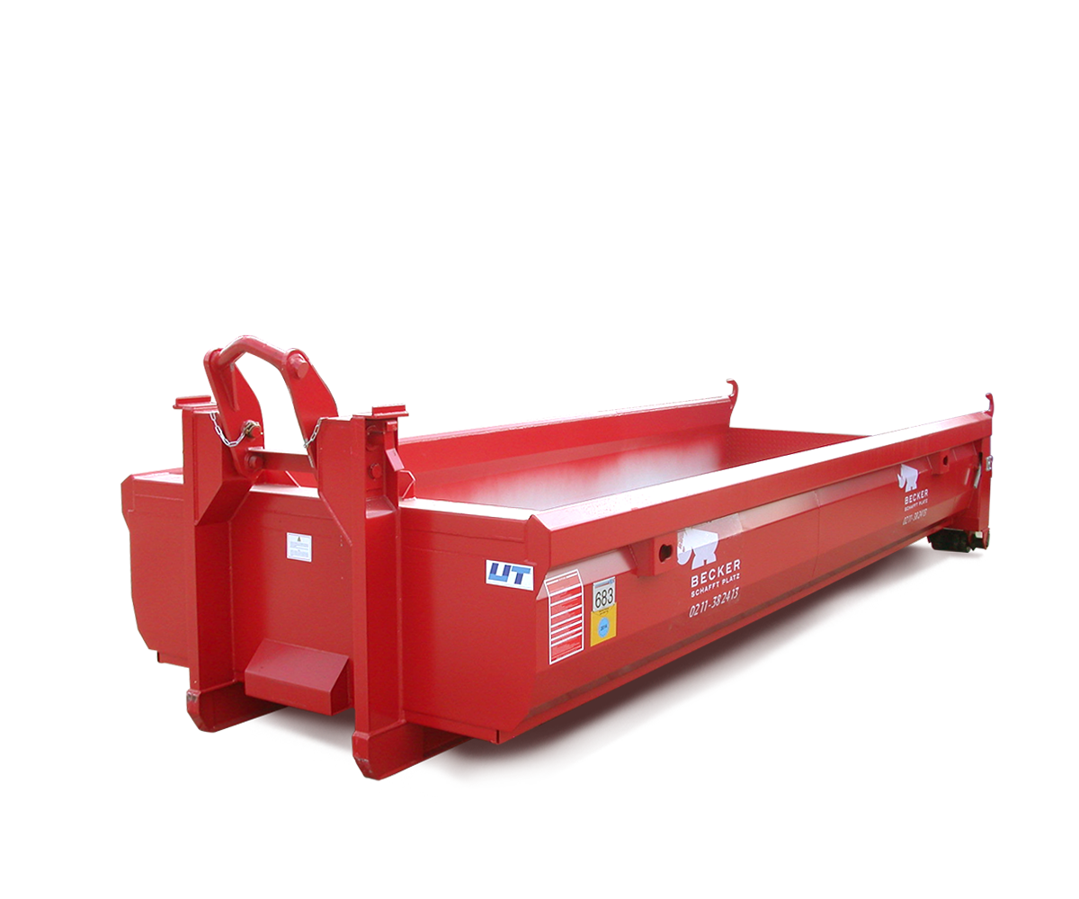 Flachcontainer
